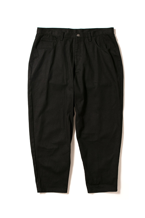 画像1: 【APPLEBUM】Loose Color Tapered Pants (1)