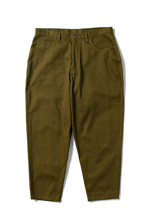 画像1: 【APPLEBUM】Loose Color Tapered Pants (1)