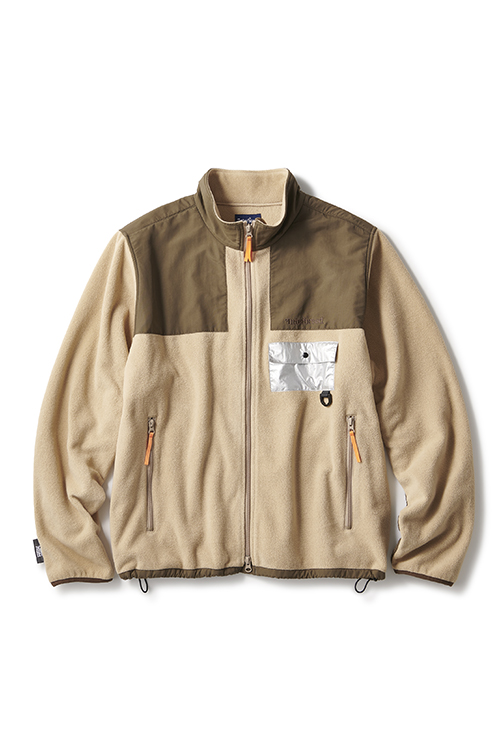"画像1: INTERBREED / WILD THINGS x INTERBREED""Polartec® Desert Jacket"" (1)"
