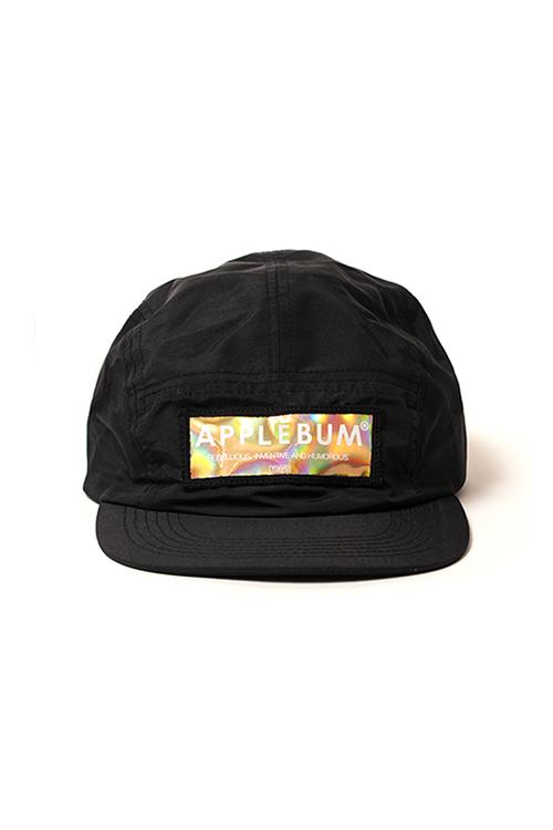 画像1: 【APPLEBUM】BOXLOGO PRISM  CAMP CAP (1)