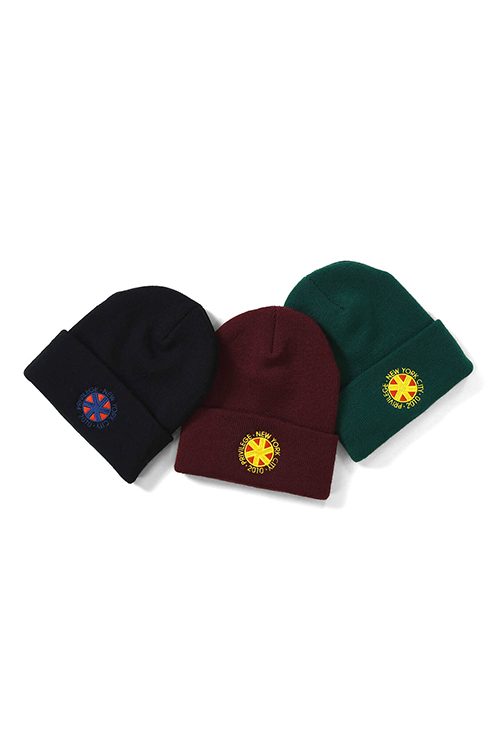 画像1: PRIVILEGE / EMPIRE STATE GAME LONG BEANIE (1)