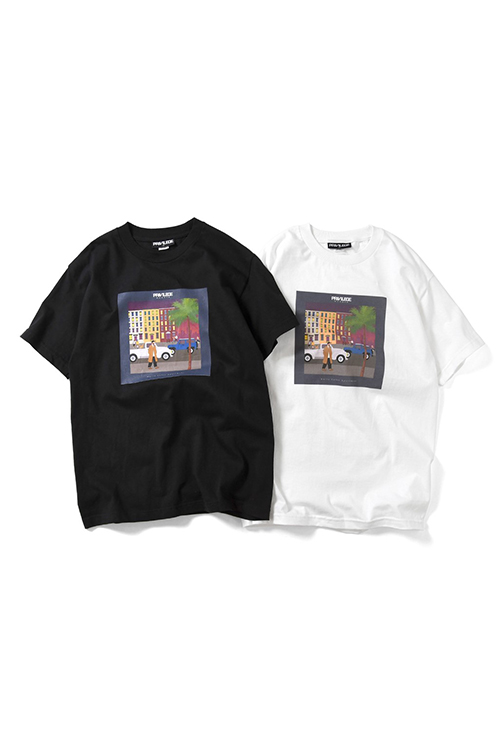 画像1: PRIVILEGE / Matte Color Apartment Tee (1)