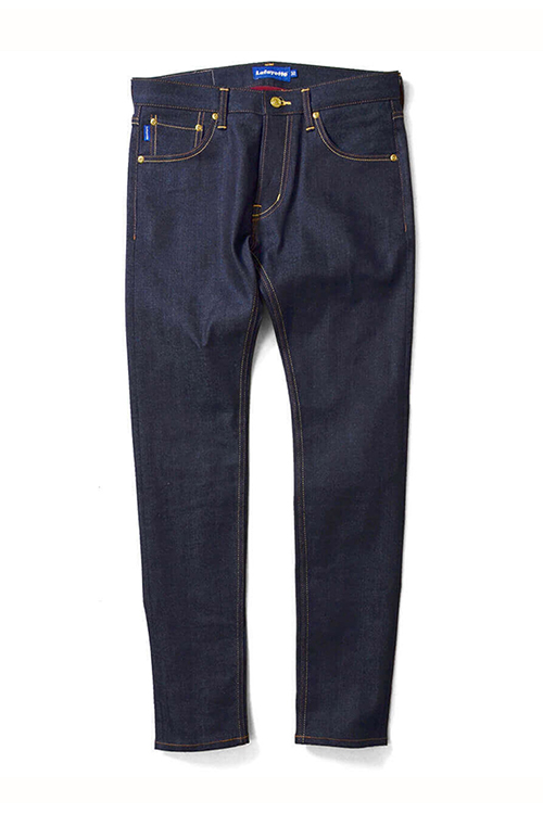 画像1: 【LAFAYETTE】 5 POCKET SELVAGE STRETCH DENIM PANTS - SLIM FIT (1)