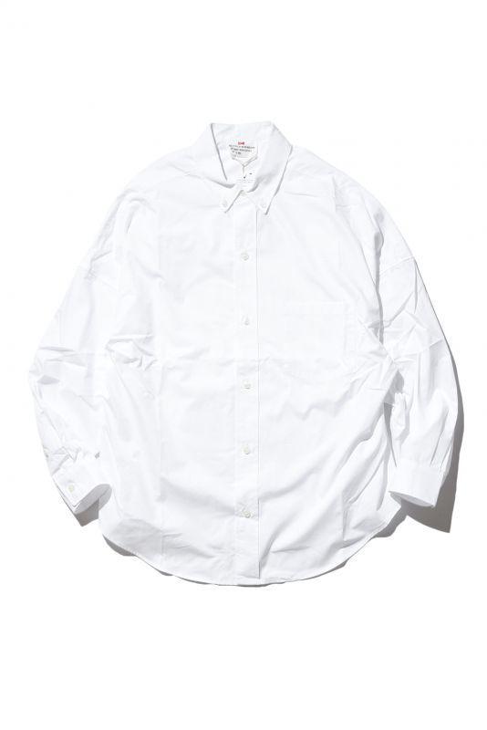 画像1: VOTE MAKE NEW CLOTHES / MARVEL BD  SHIRTS -WHITE- (1)