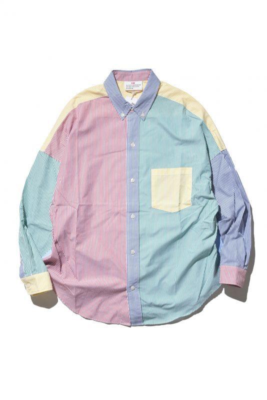 画像1: VOTE MAKE NEW CLOTHES / MARVEL BD  SHIRTS -CRAZY- (1)