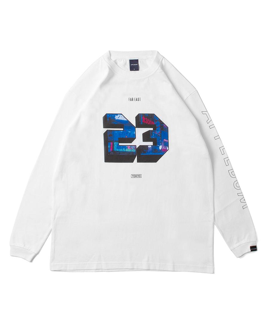 """画像1: APPLEBUM / """"Tokyo 23 (Neon)"""" L/S T-shirt (1)"""