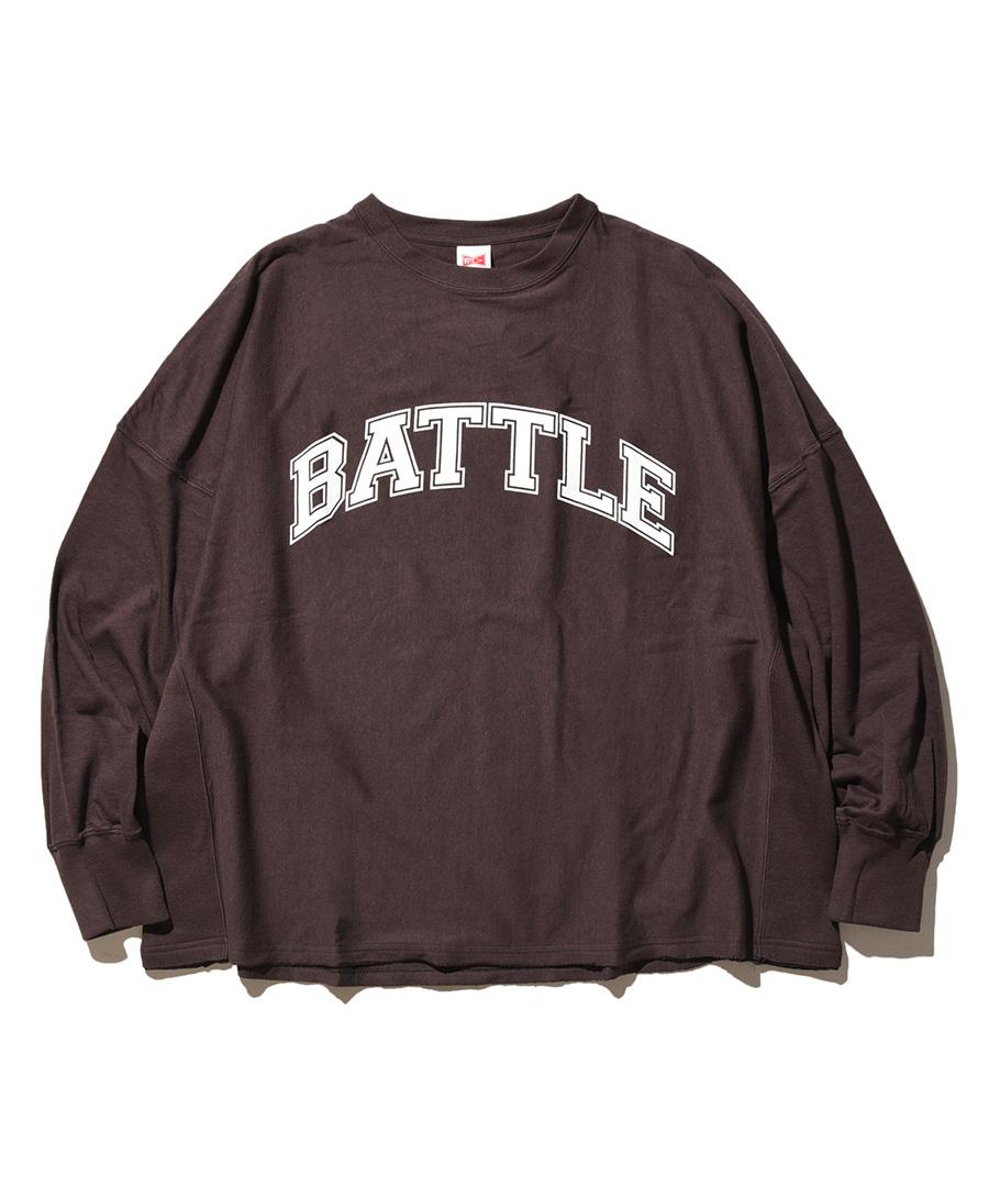 """画像1: VOTE MAKE NEW CLOTHES / """"BATTLE"""" P.E. L/S TEE (1)"""