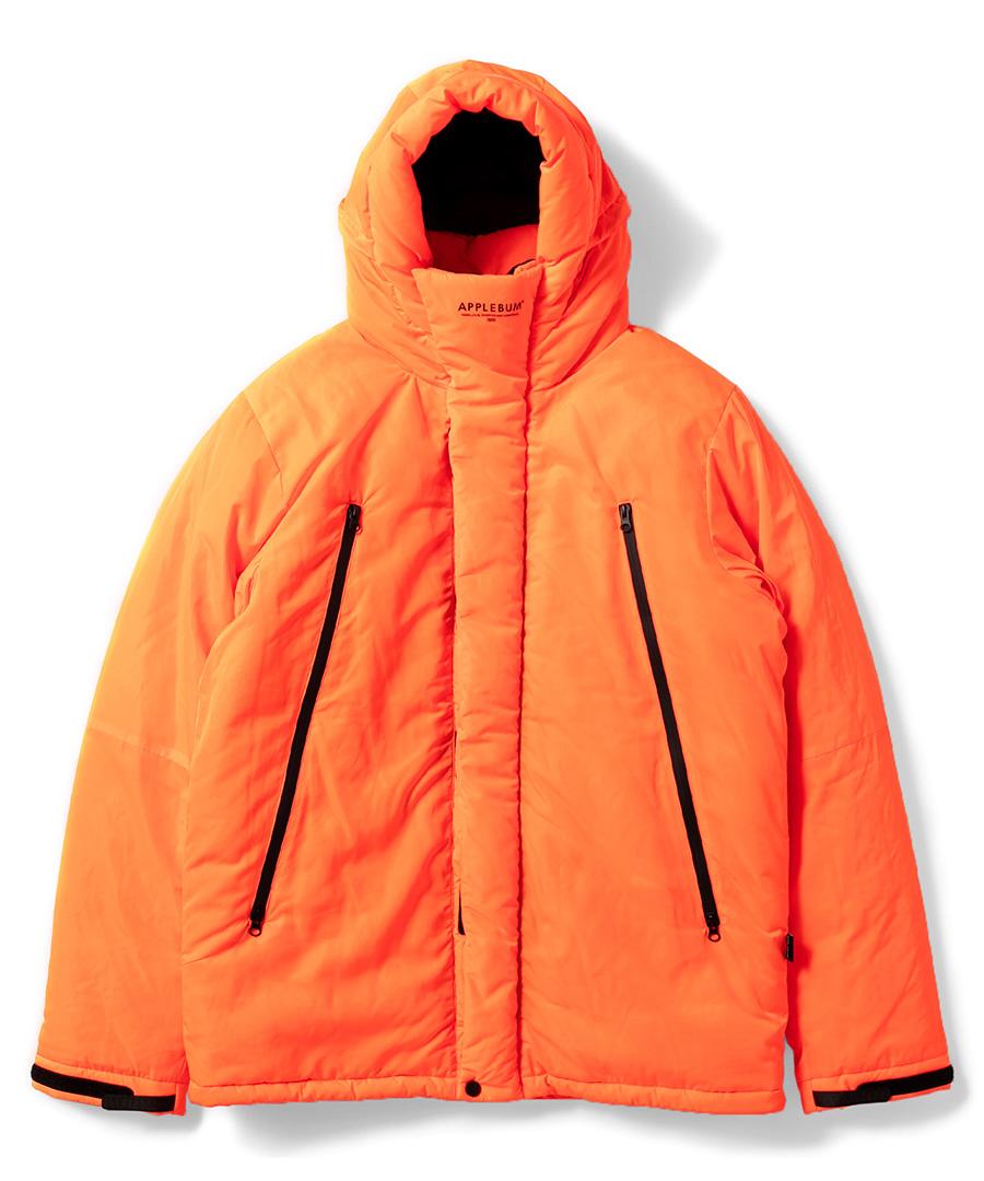 画像1: APPLEBUM / Logo Hoody Jacket (1)