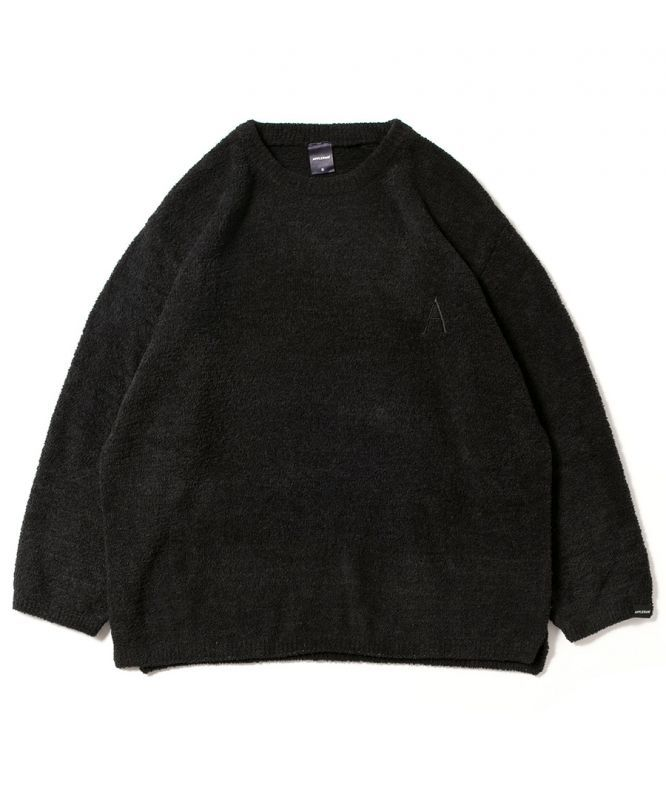 画像1: APPLEBUM / Shaggy L/S Crew Neck (1)