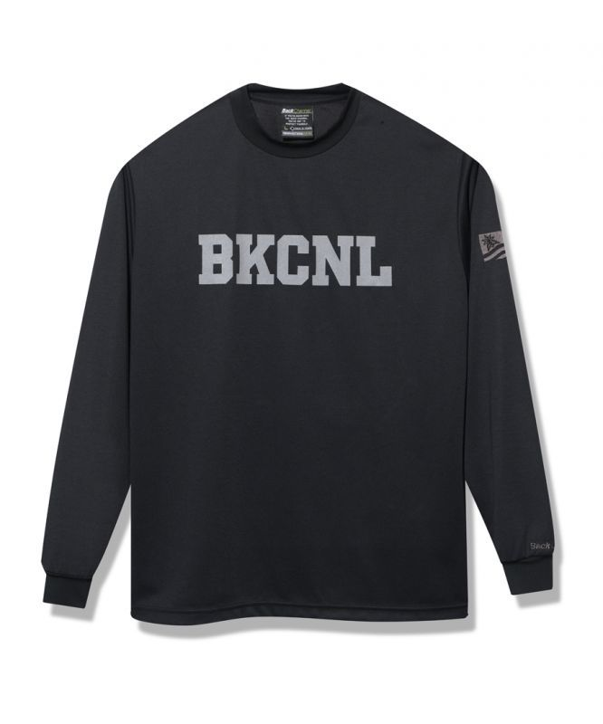 画像1: Back Channel / BKCNL L/S T (1)