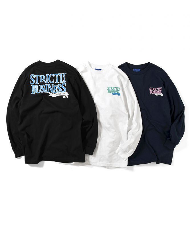 画像1: LAFAYETTE / STRICTLY BUSINESS L/S TEE (1)