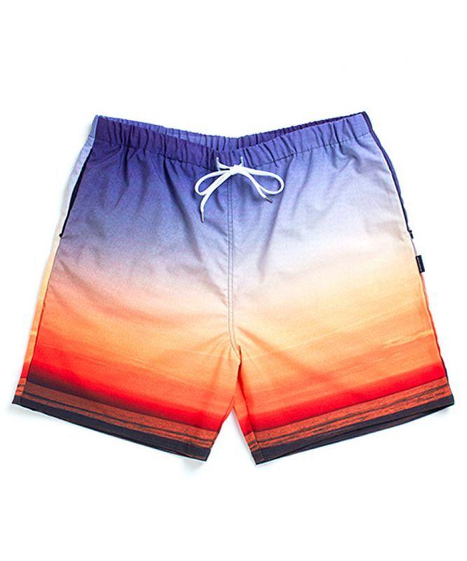 """画像1: APPLEBUM / """"Sunset"""" Board Shorts (1)"""