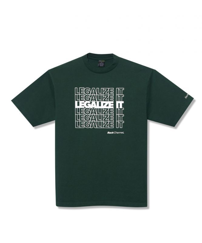 画像1: Back Channel / LEGALIZE IT T (1)