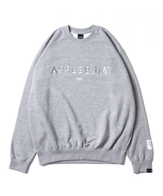 画像1: APPLEBUM / Logo Crew Sweat (1)