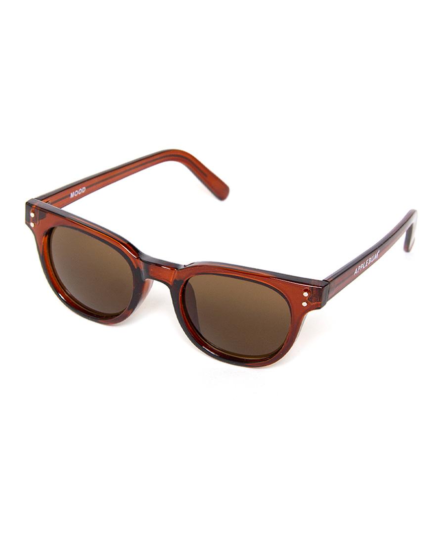 """画像1: APPLEBUM / """"MOOD"""" Sunglasses -BROWN- (1)"""