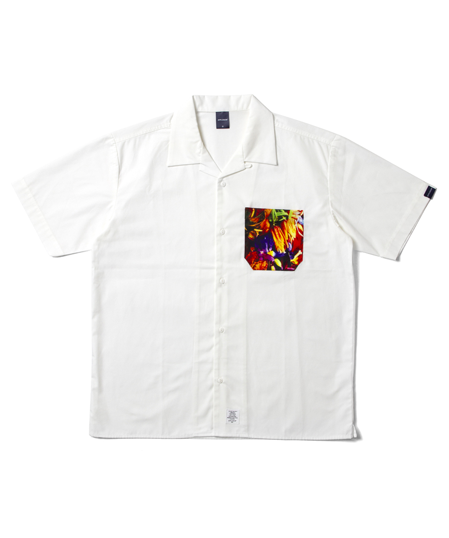 "画像1: APPLEBUM / ""Herbarium"" Pocket Shirt (1)"