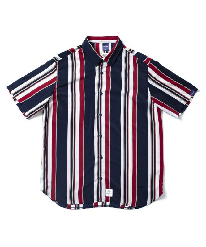 画像1: APPLEBUM / Stripe S/S Shirt (1)