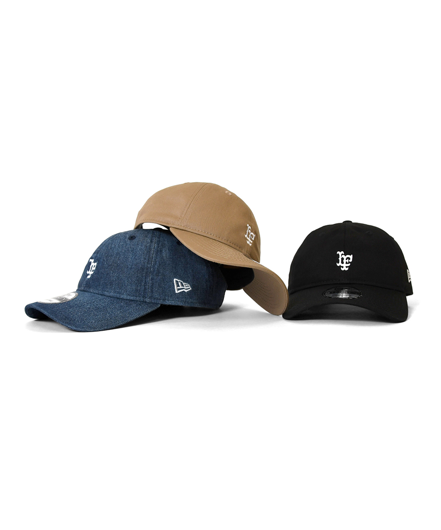 画像1: LAFAYETTE / Lafayette × NEW ERA LF SMALL LOGO NE 9THIRTY CAP (1)