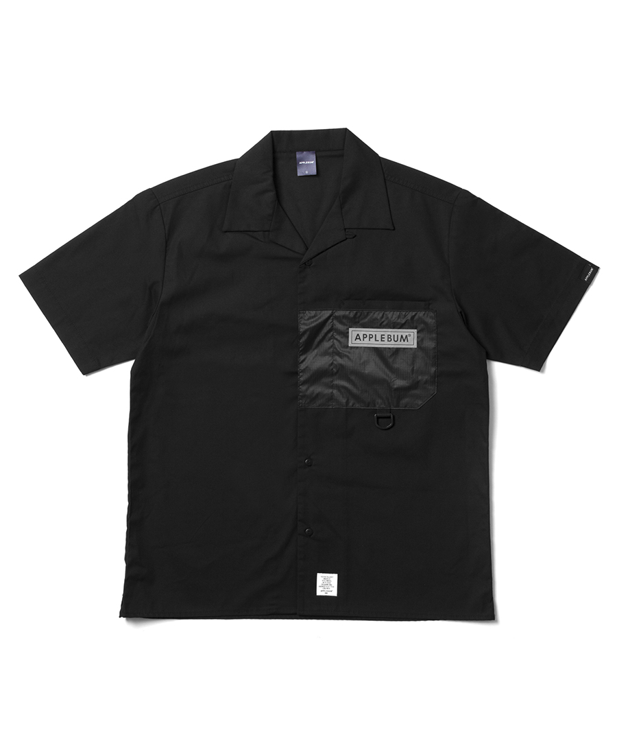 画像1: APPLEBUM / Rip Pocket Shirt (1)