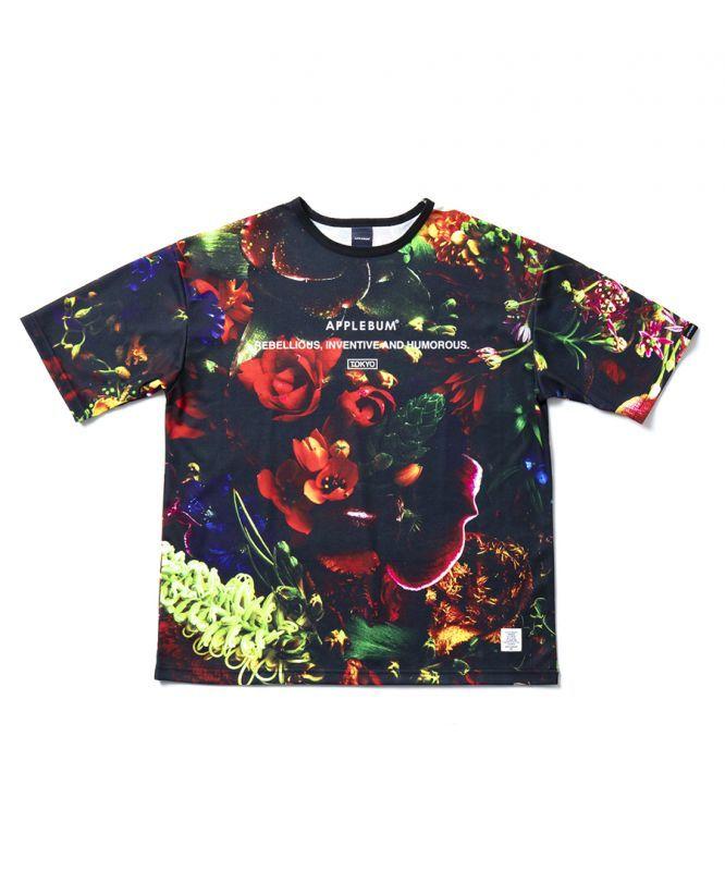 """画像1: APPLEBUM / """"Flowers"""" Big T-shirt (1)"""