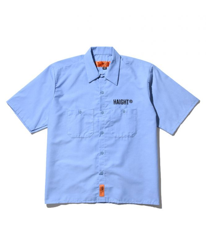 画像1: HAIGHT / BOX-SHAP WORK SHIRT (1)