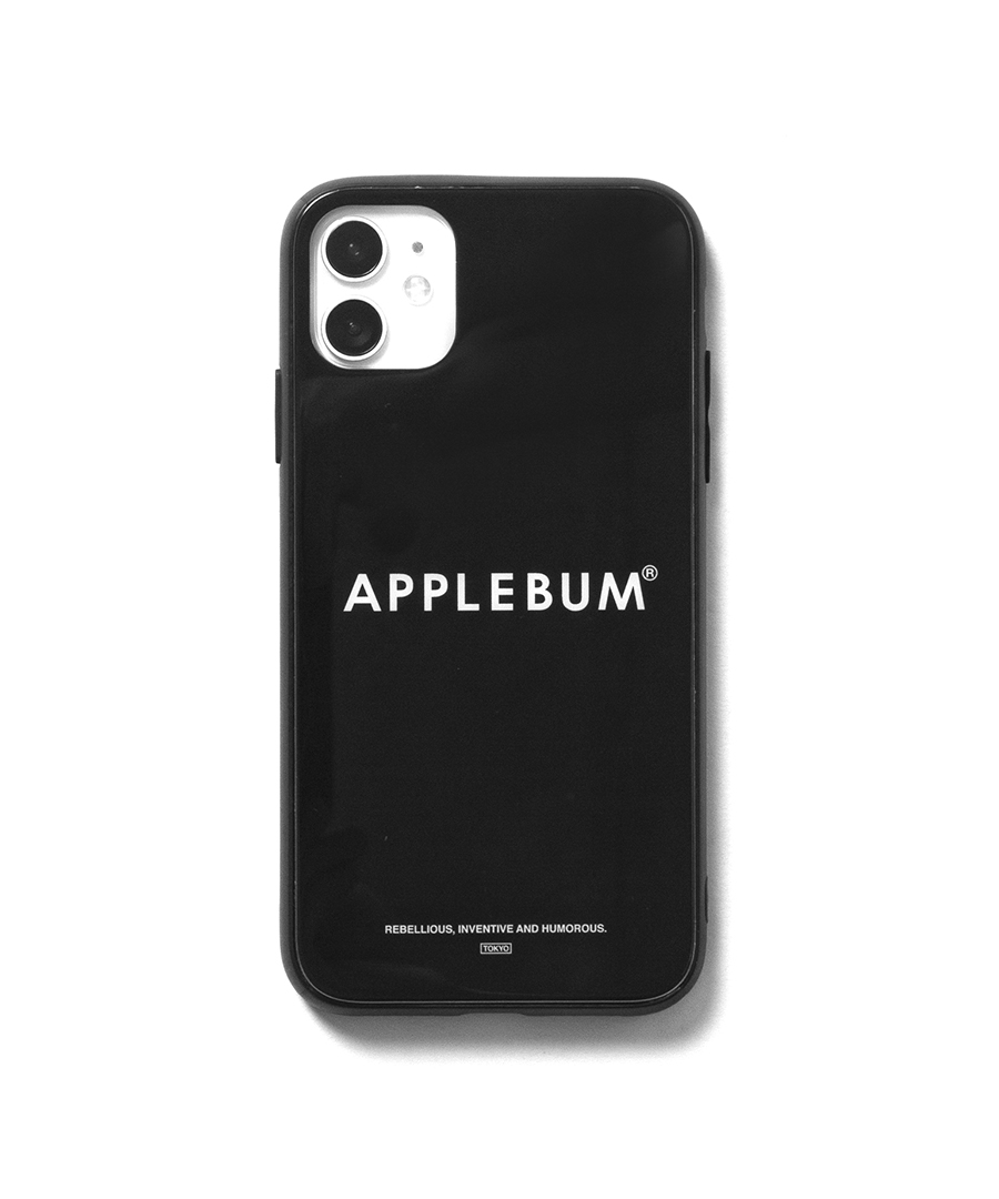 画像1: APPLEBUM / Logo iPhone 11/XR Case (1)
