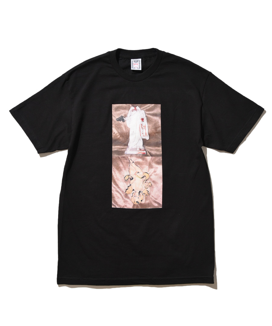 画像1:  Saints & Sinners / JESUS & ANGEL S/S TEE (1)