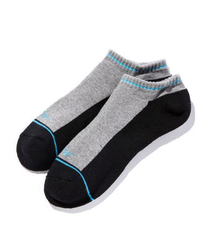 画像1: CALEE / Short socks -BLUE- (1)