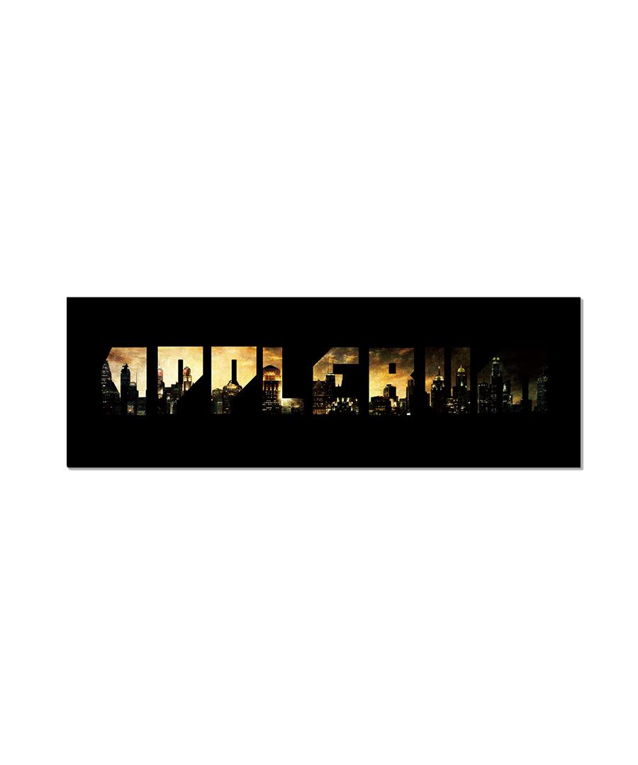 "画像1: APPLEBUM / ""Gotham City"" Sticker (1)"