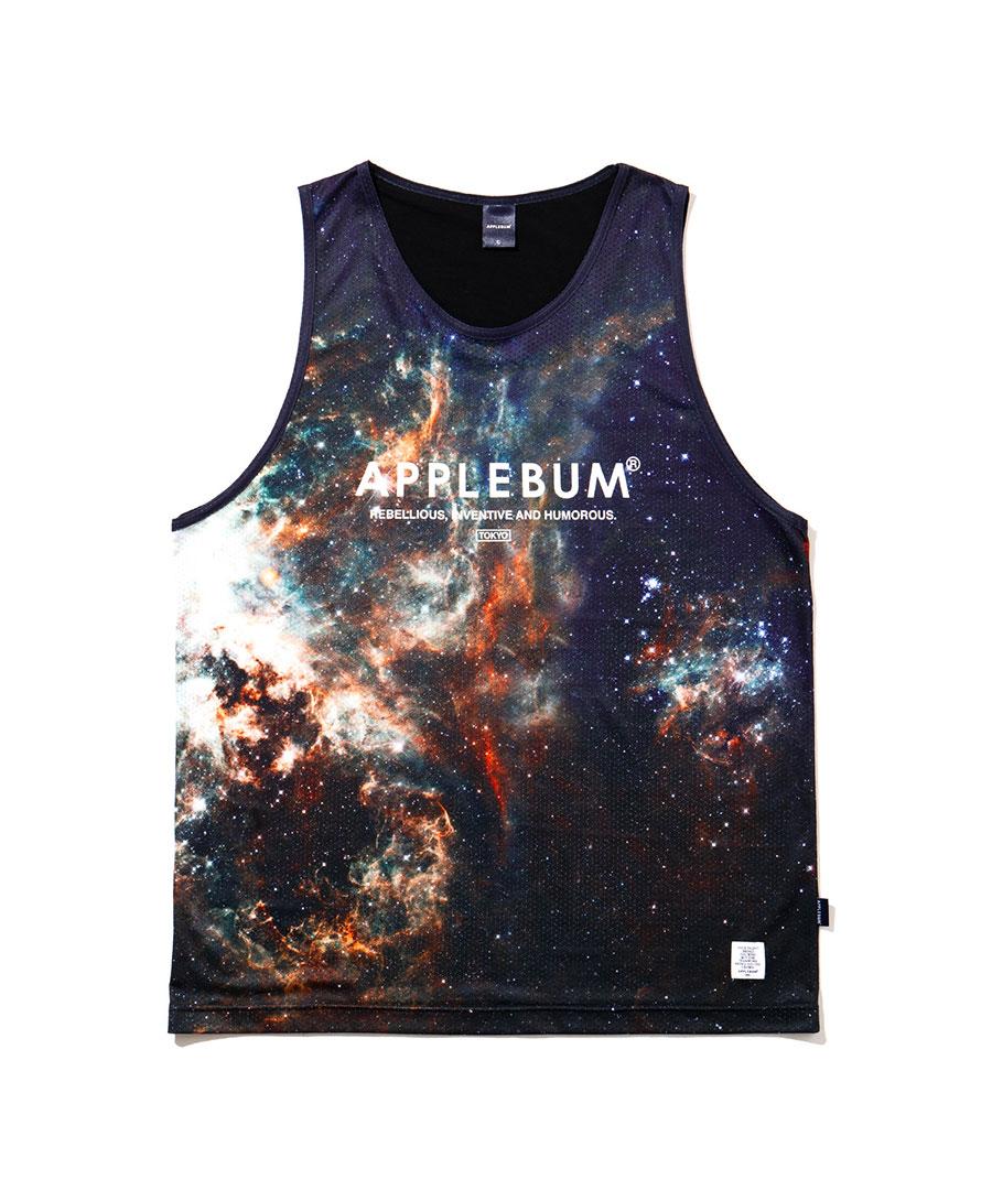 "画像1: APPLEBUM / ""Nebula"" Basketball Mesh Jersey (1)"