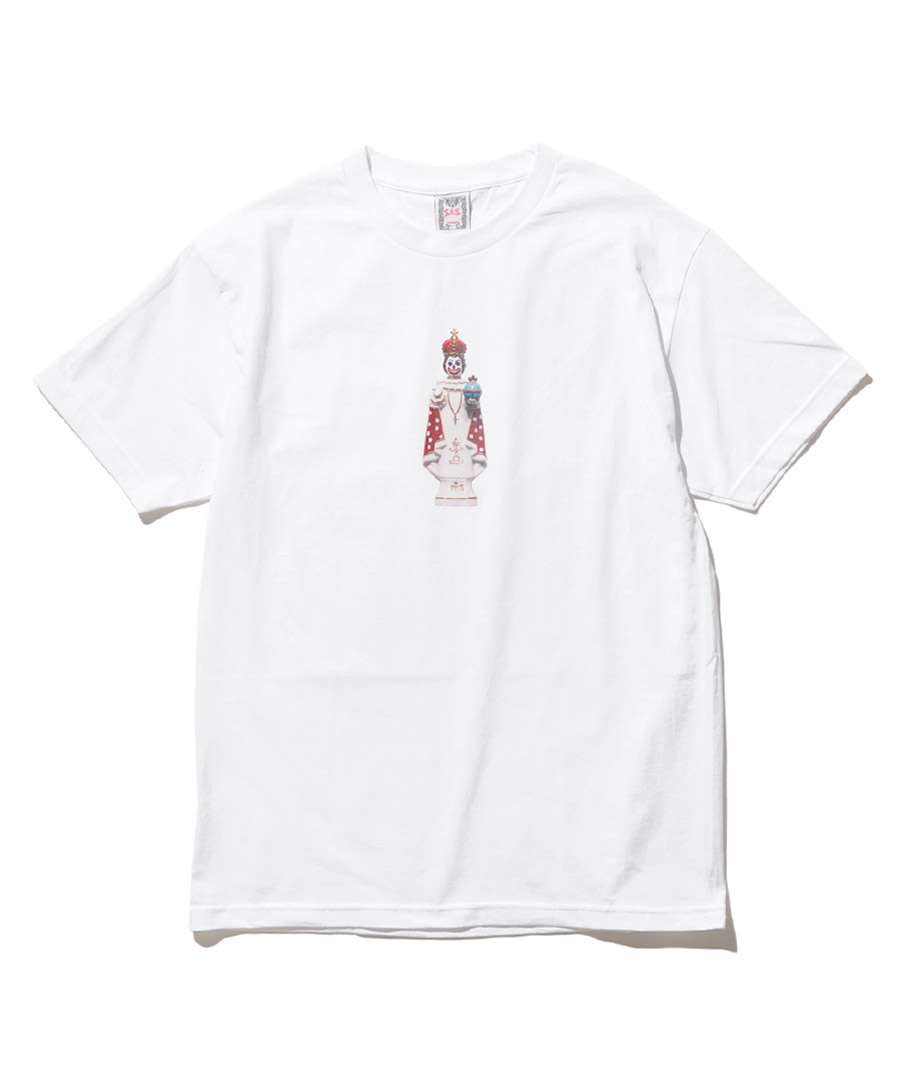 画像1:  Saints & Sinners / CROWN S/S TEE (1)