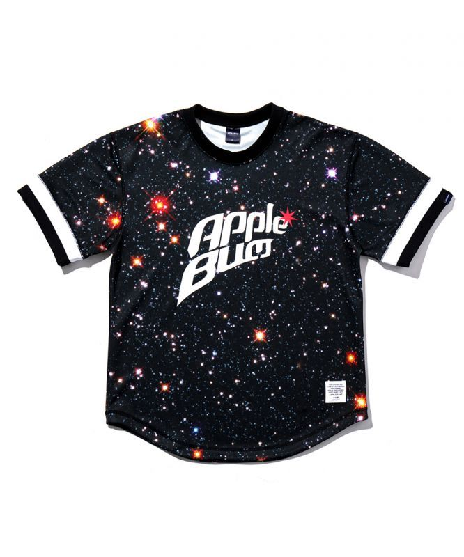 "画像1: APPLEBUM / ""Galaxy"" Baseball Crew (1)"