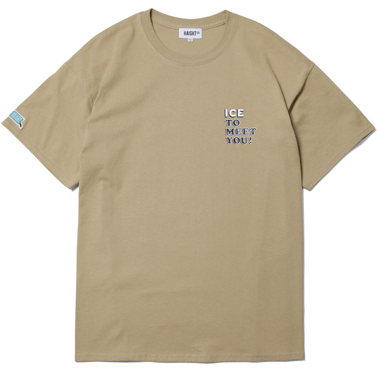 画像1: HAIGHT / ICE TOO MEET YOU S/S TEE (1)