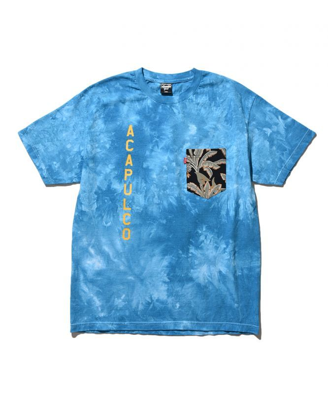 画像1: ACAPULCO GOLD /  ACAPULCO ARMY POCKET TEE (1)