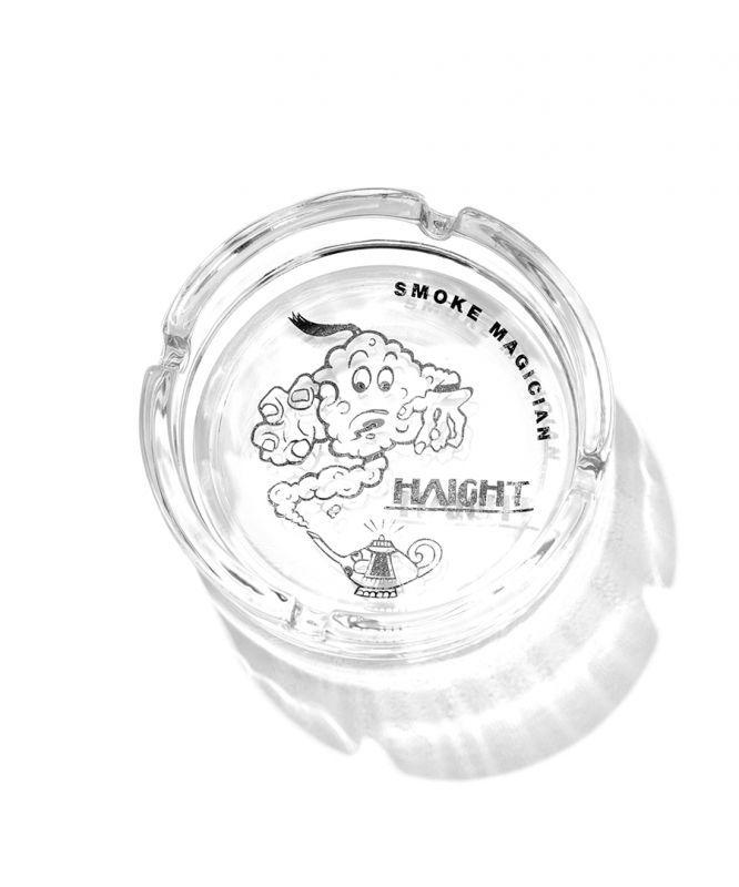 画像1: HAIGHT / SMOKE MAGICIAN GLASS ASHTRAY ft RAT HOLE STUDIO (1)