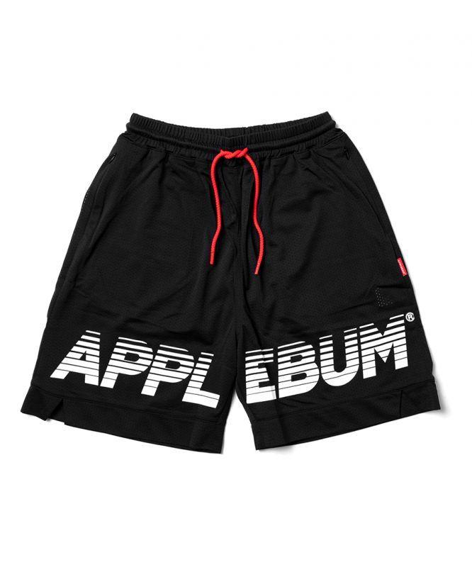 画像1: APPLEBUM / Logo Basketball Mesh Shorts (1)