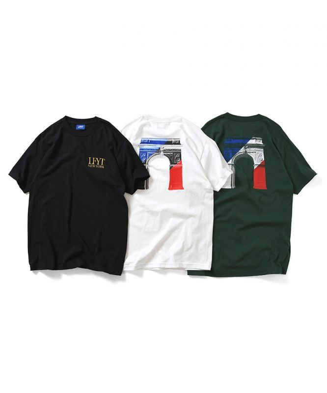 画像1: LFYT / WASHINGTON SQUARE ARCH TEE (1)