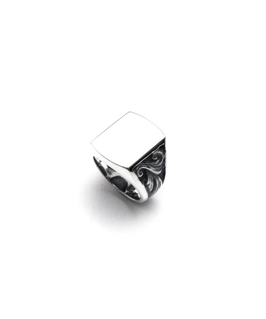 画像1: ArgentGleam / ArgentGleam Signet Ring (1)