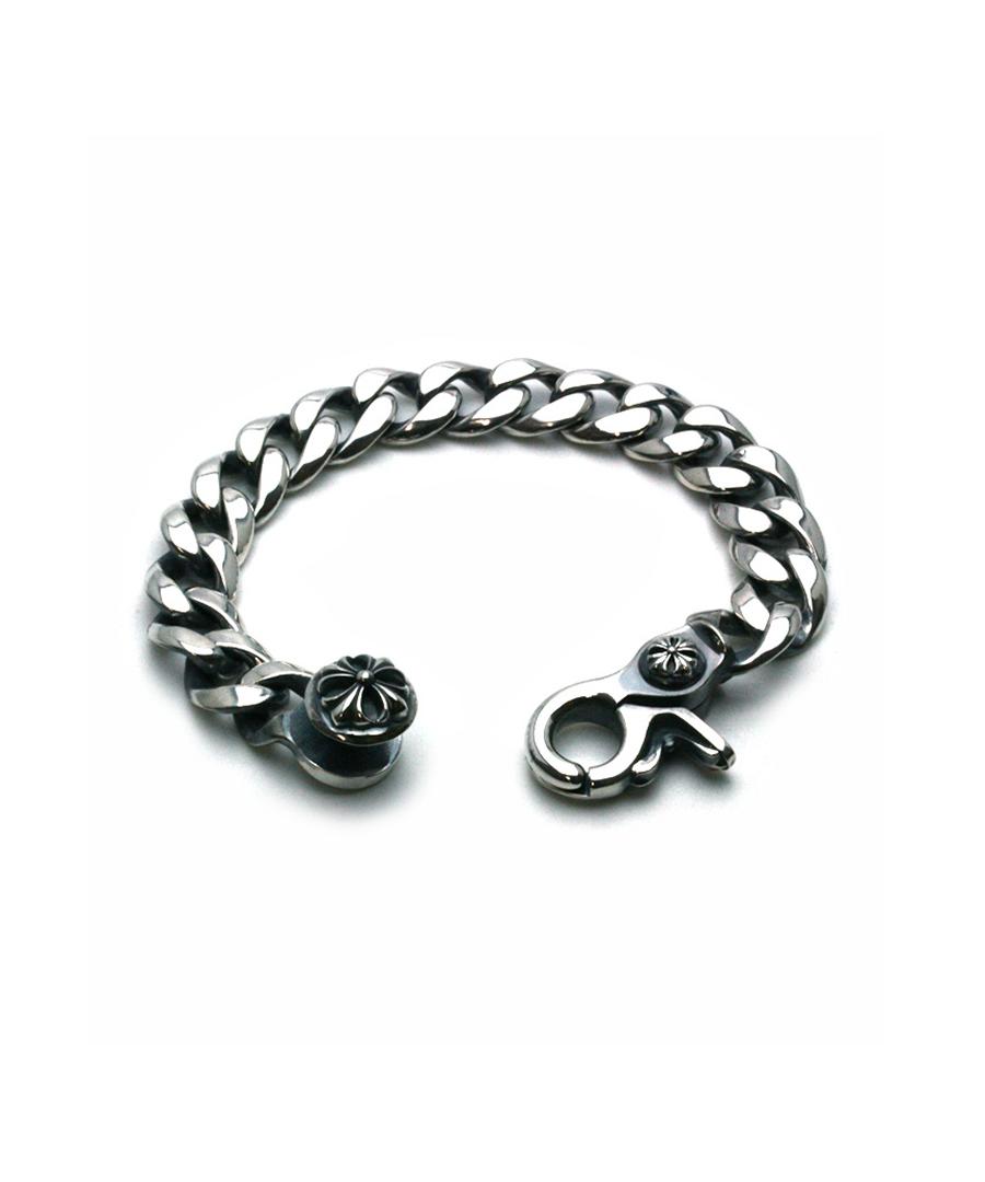 画像1: ArgentGleam / ArgentGleam Classic Clip Bracelet -Narrow- (L size) (1)