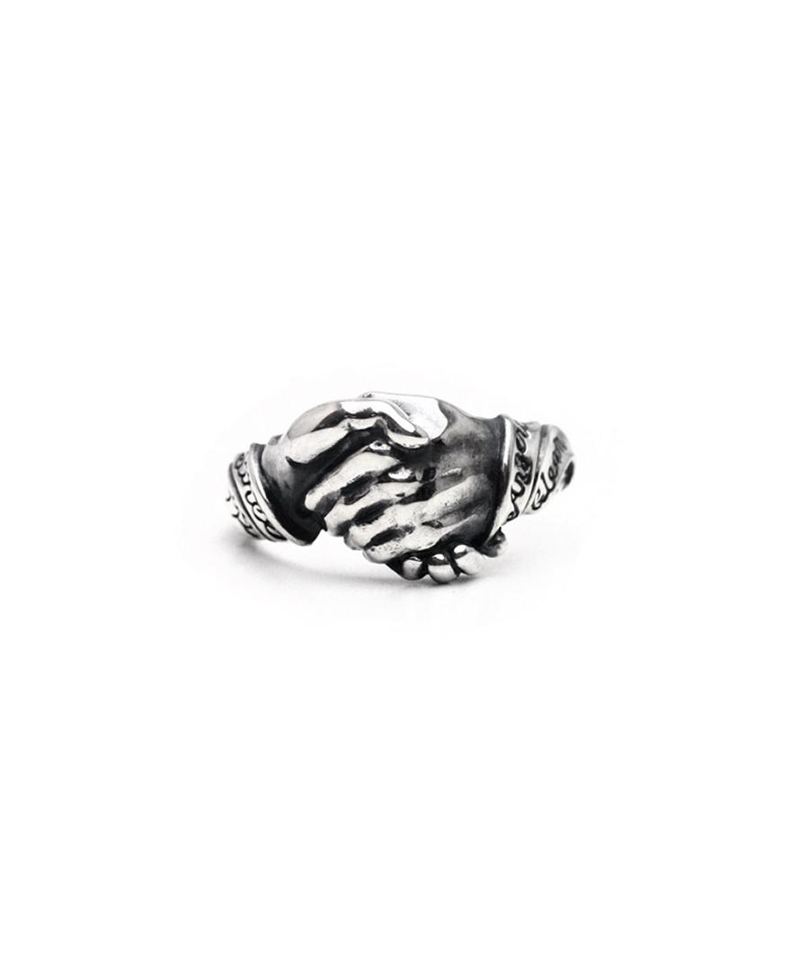 画像1: ArgentGleam / ArgentGleam Shake Hand Ring (1)